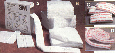 Safety products: first aid products