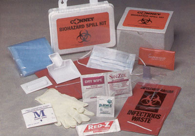 Biohazard materials